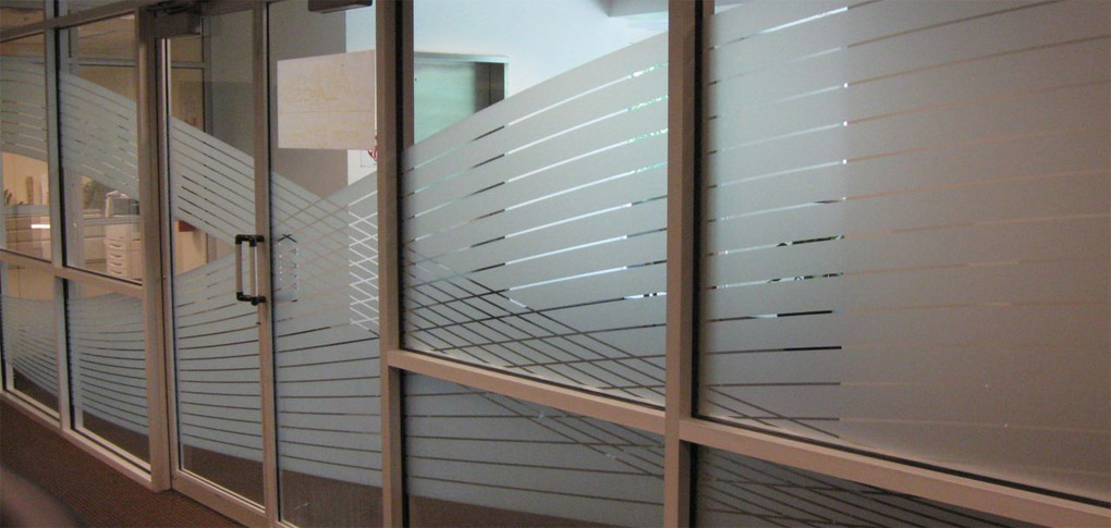 Llumar Pattern Series Scottish Window Tinting