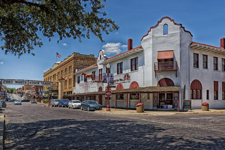Fort Worth Historic Texas Window Film