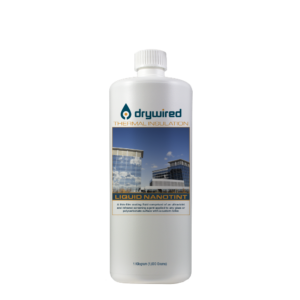 drywired liquid nanotint