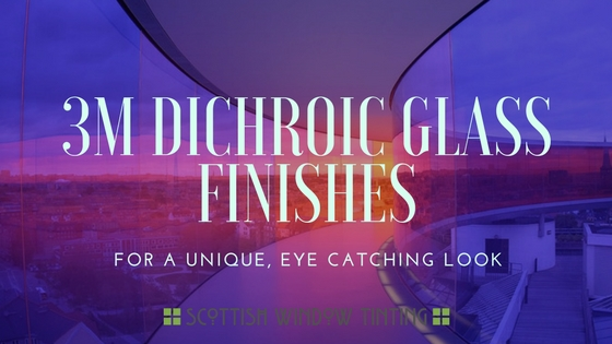 3M DICHROIC Glass Finishes Can Make Your Austin Building Look Like One of a Kind