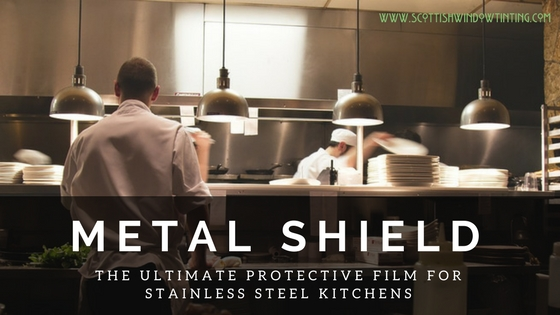Why Restaurants All Over Denver Are Installing Metal Shield Films for their Kitchen