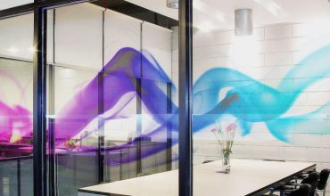 How to Add High-End Design to Your Logan Office on a Budget with Decorative Window Film